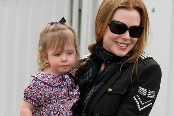 Nicole Kidman and Keith Urban Welcome a Daughter!